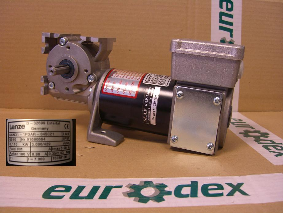 Gear Motor Eurodex Results From 6
