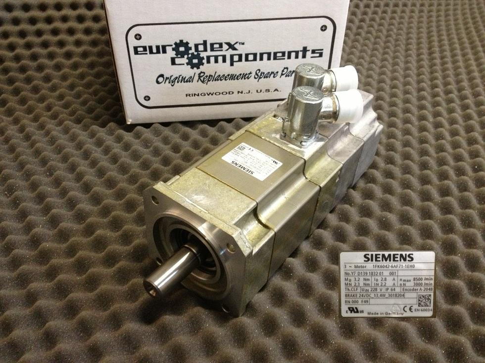Servo Motor Eurodex